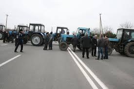 fermieri protest