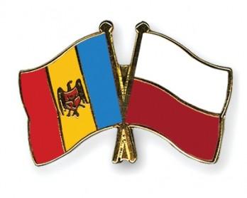 flag md - polonia