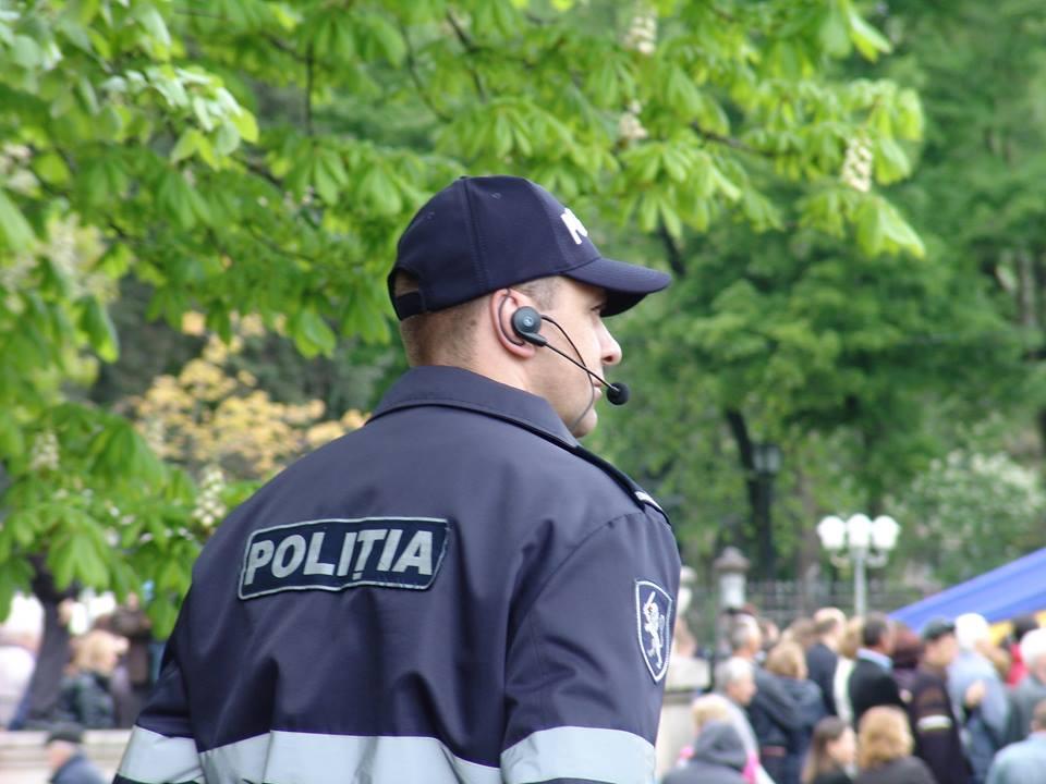 poliţia