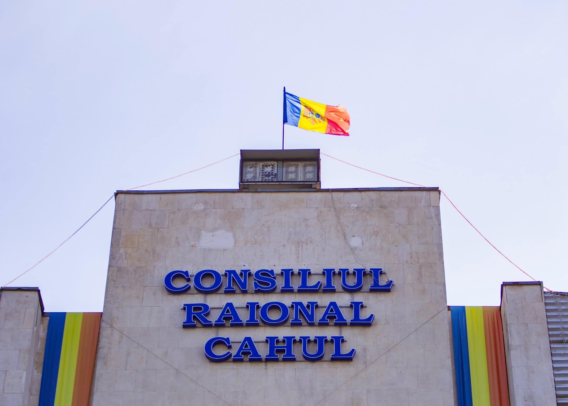 consiliul raional cahul