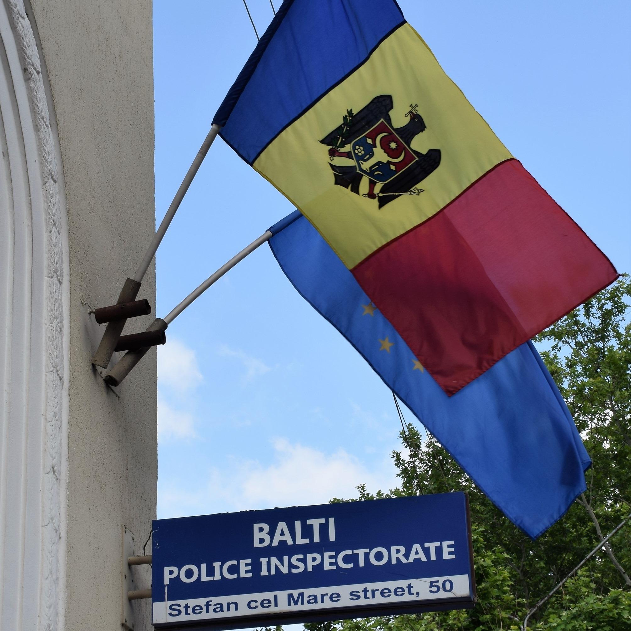 balti politie