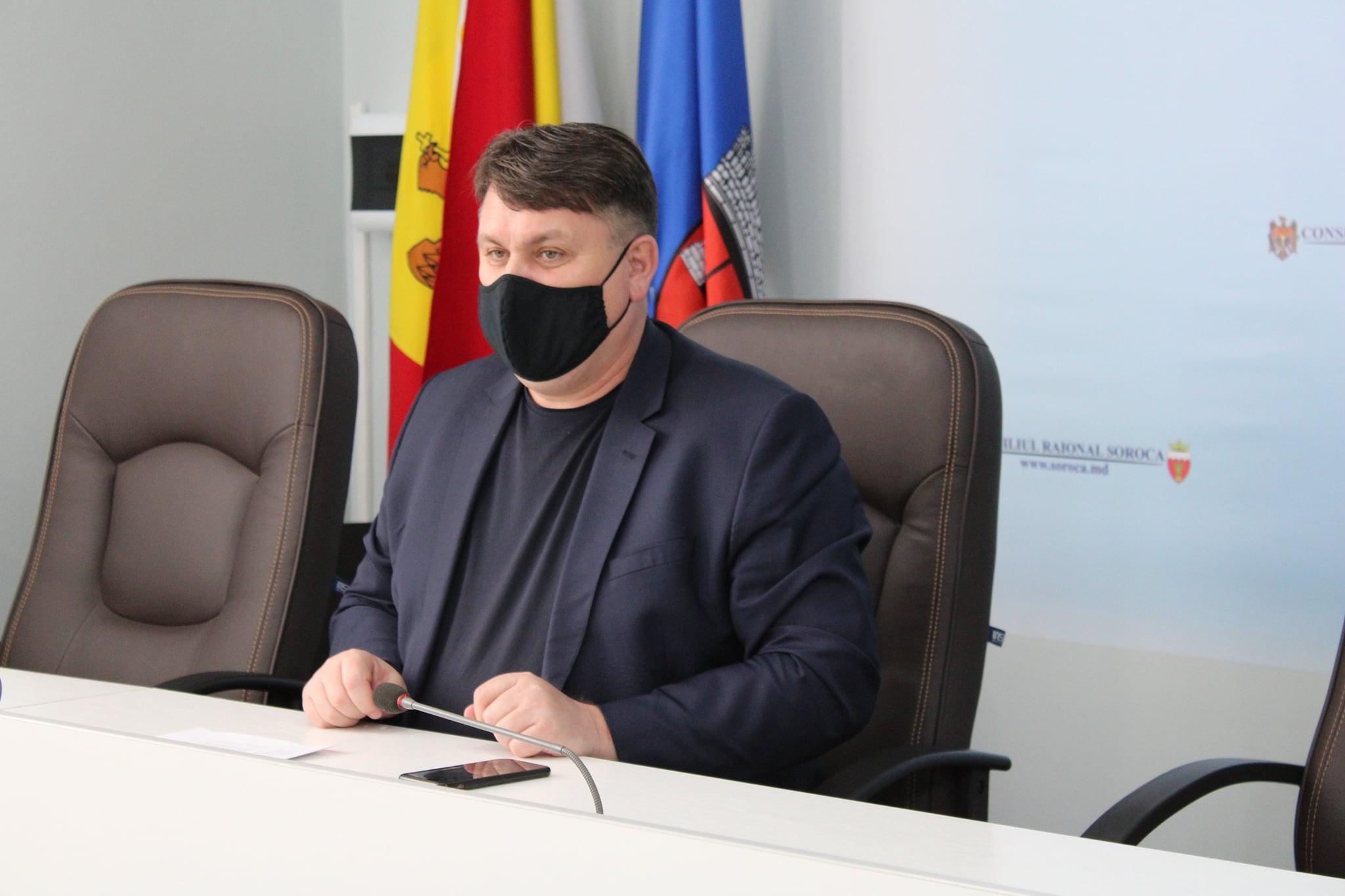 Veaceslav Rusnac Soroca